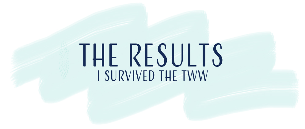 The Results You Have Been Waiting For – THE HOUSE OF SULLIVAN
